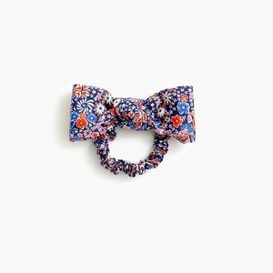 Knotted hair tie in Liberty®